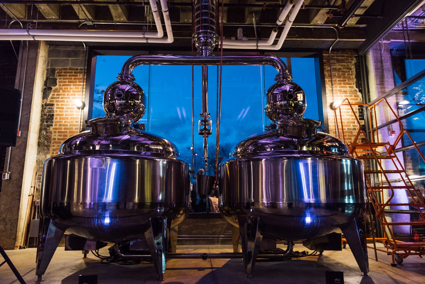 DC Distillery, Republic Restoratives, Details, Chris Ferenzi Photography