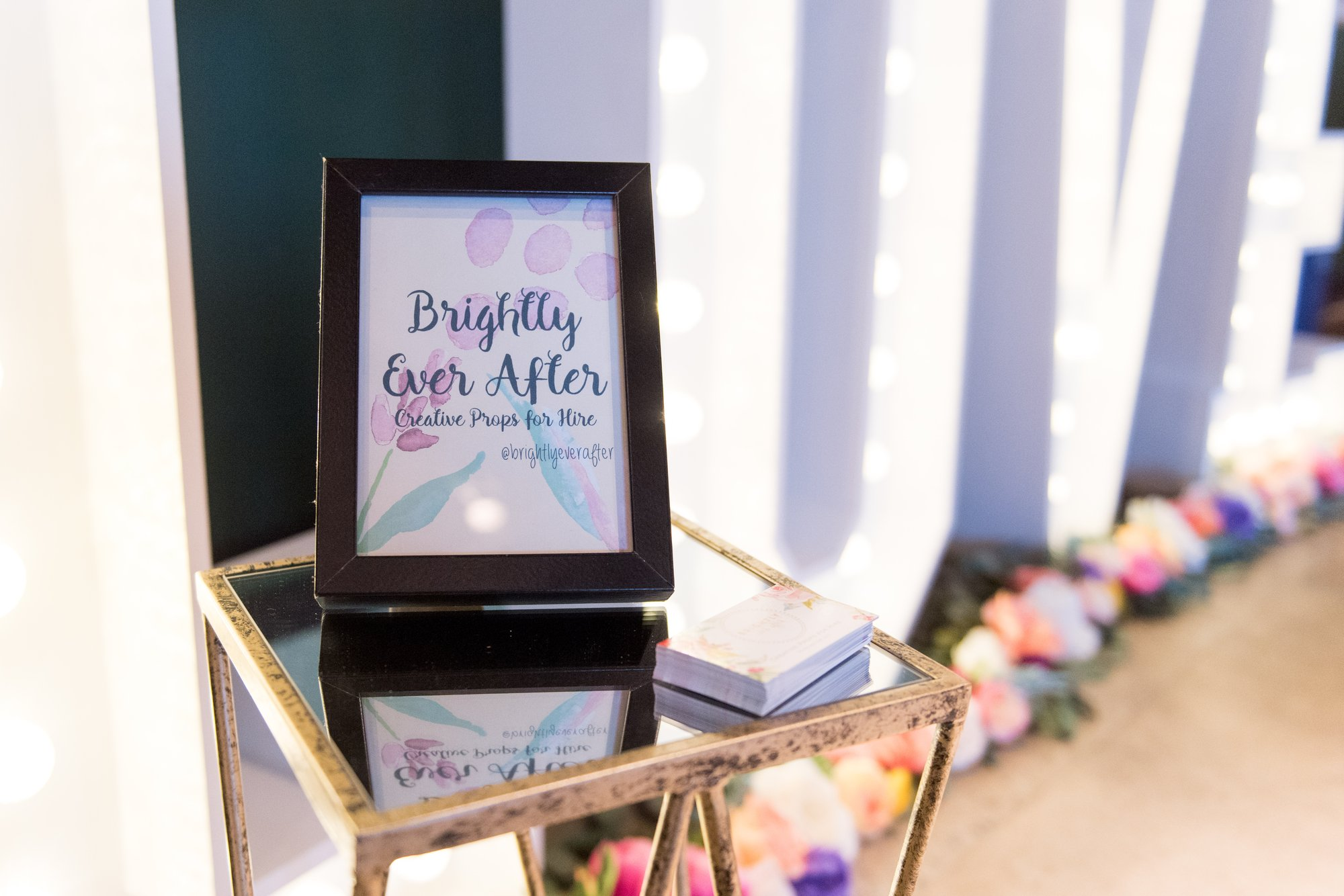 Brightly Ever After - Creative Decor Rental in Washington, DC