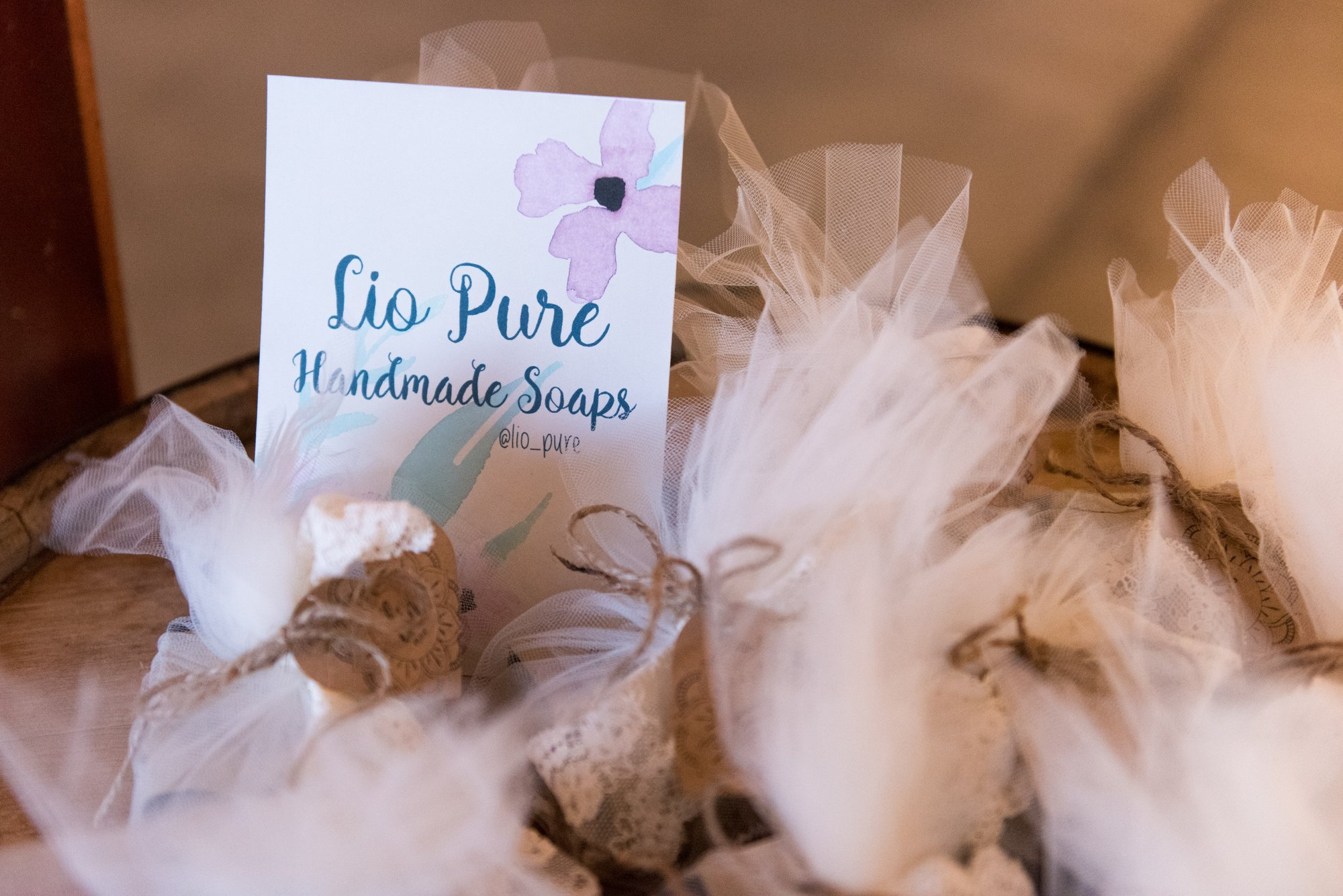 Lio Pure Handmade Soaps - Washington, DC soap
