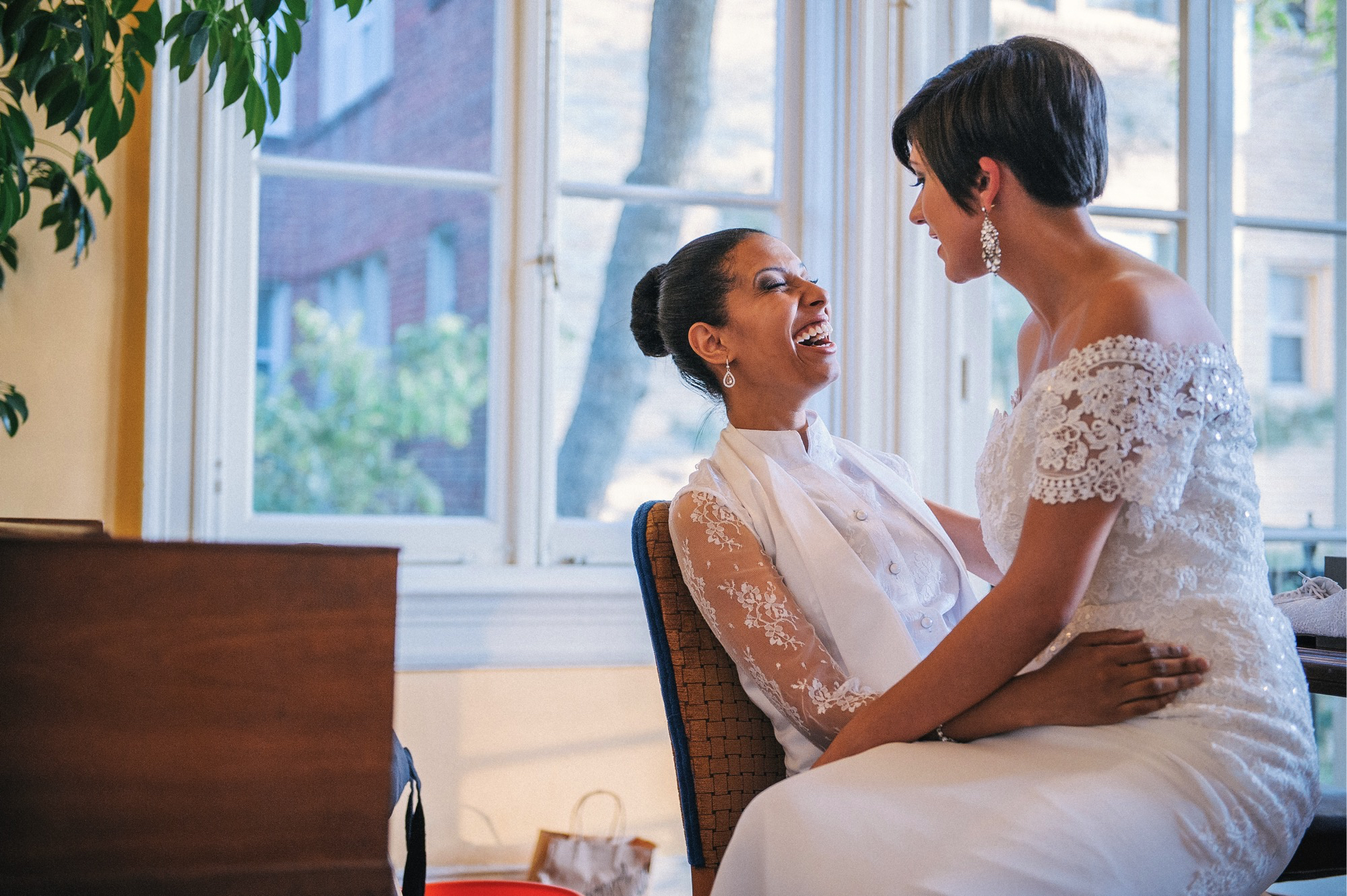 Josephine Butler Parks Center DC LGBT Wedding